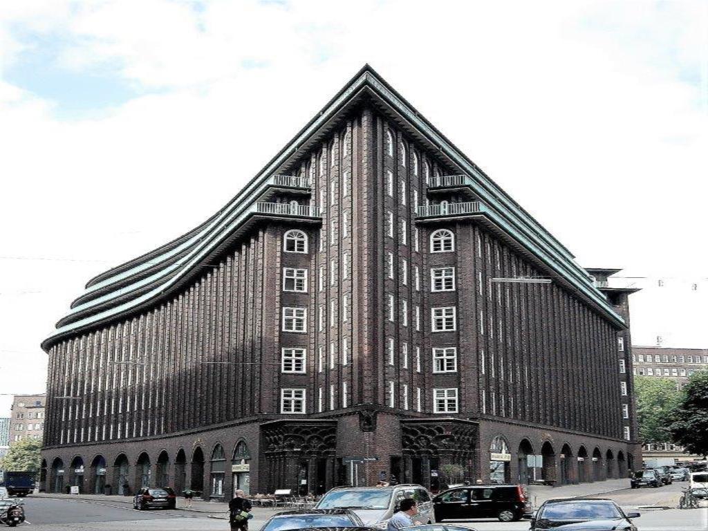 Architektur 1920 Deutschland