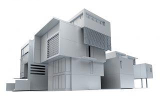 Architektur 3d Druck