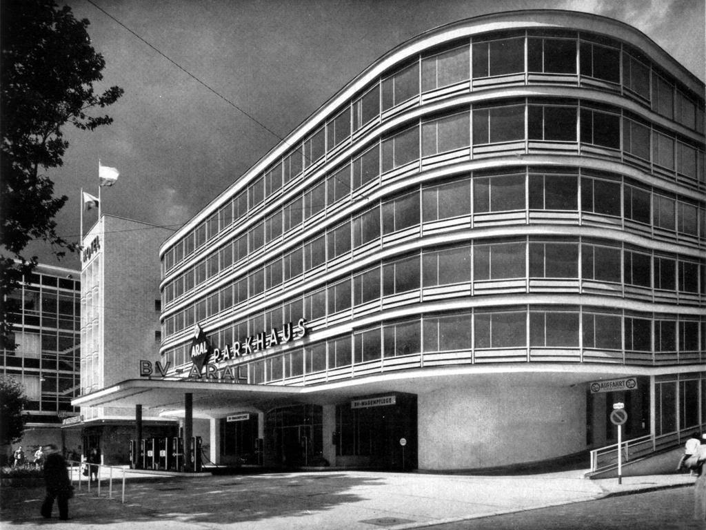 Architektur 50er 60er