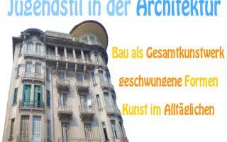 Architektur Jugendstil Merkmale