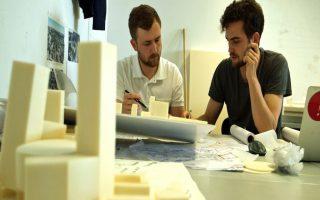 Architektur Studieren Schwer
