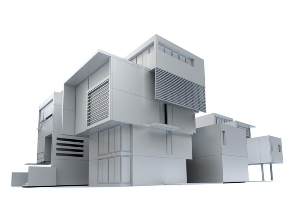 Architektur 3d Modelle